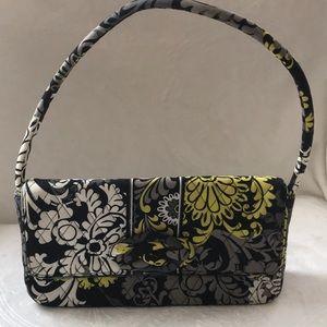 Vera Bradley short shoulder purse EUC